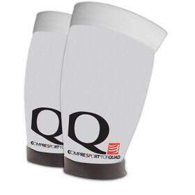 Compressport Quad - Collants - blanc